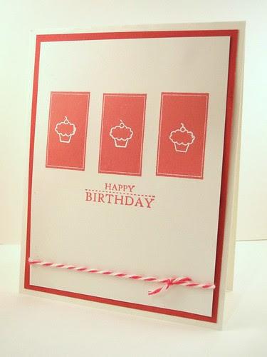 Happy Birthday Cucpcake