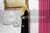 Happy Eid Fitr 1435 H