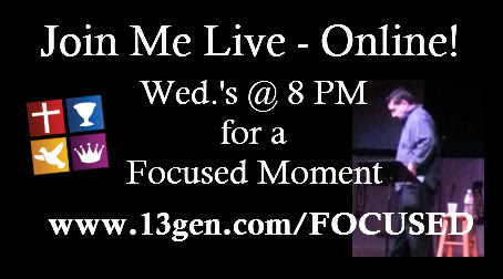 FOCUSED – Live Broadcast – Watch Here!