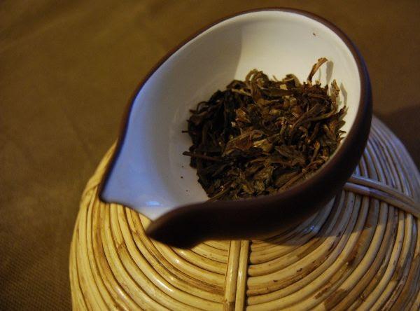 2009 Yunnan Sourcing Mahei