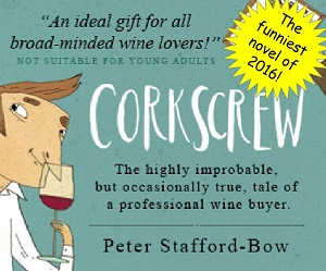 Corkscrew – the highly improbable, but occasionally true, tale of a professional wine buyer
