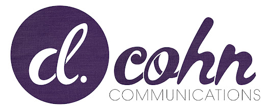 The latest D. Cohn Communications news from our little corner of the web.
