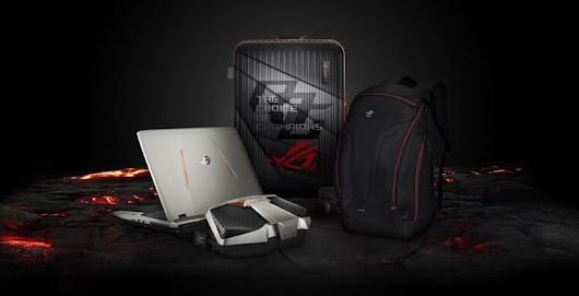 ASUS ROG G701, ROG Strix GL702, and ROG Strix GL753 now in PH | NoypiGeeks