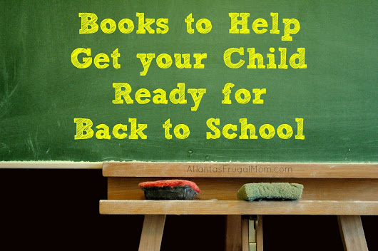 Back to School Books - Grade by Grade - Atlantas Frugal Mom