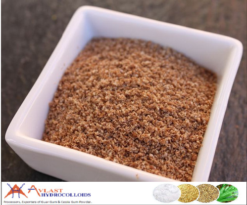 Guar Gum Have More Consumer Market Than Chia Seeds In India