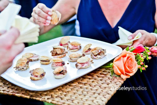 Perfect Platters at The Celebration Hall - 30A Wedding Venue