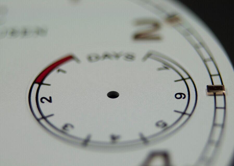 IW500704 Power Reserve Indicator