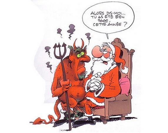 Noel Un Peu Humour