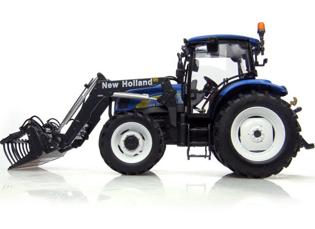 Tractor Loader New Holland Images