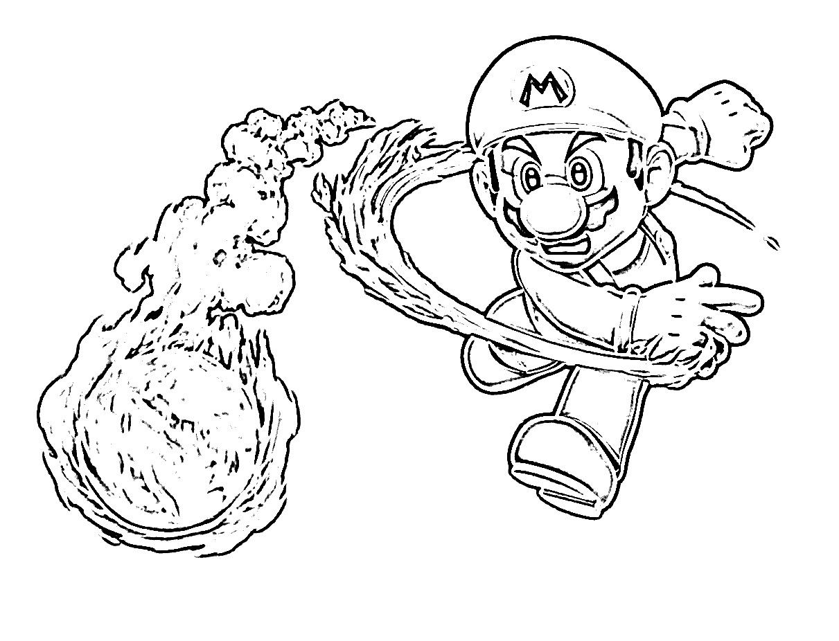 mario coloring pages color printing coloring pages printable coloring book pages 1