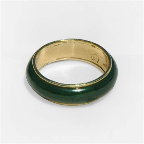 pounamu greenstone ring   greenstone   new zealand in 2019