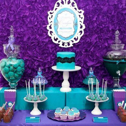 Purple Wedding Pretty Purple Party Ideas 2139615 Weddbook
