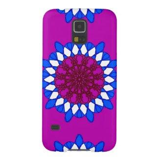 Giant Mandala Design on Samsung Galaxy S5 Galaxy S5 Cover
