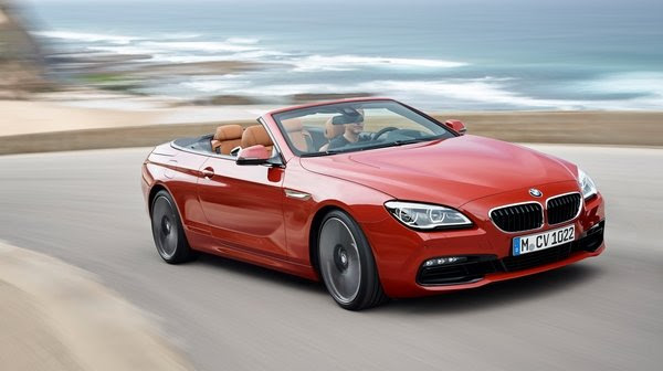 2016 BMW 6 Series Convertible | car review @ Top Speed