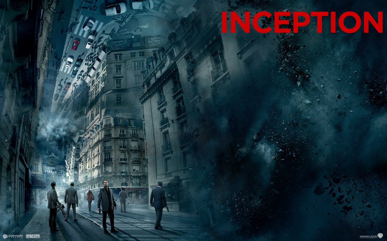 14 HD Inception Movie Wallpapers  HDWallSource.com