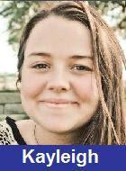 Kayleigh, guest blogger
