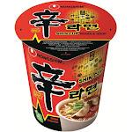 Nongshim Noodle Soup, Shin, Gourmet Spicy - 2.64 oz