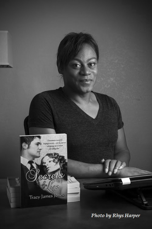 """A Year in the Life"" by author Tracy James Jones"