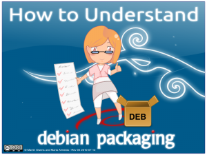 New Debian Packaging Cover by doctormo 300x225 Guia de empaquetamiento para Debian