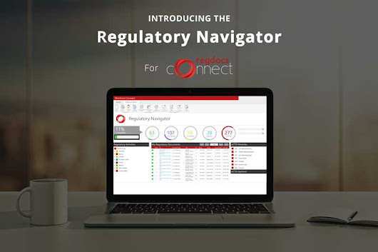The Complete Feature Round-up of Montrium's new Regulatory Navigator