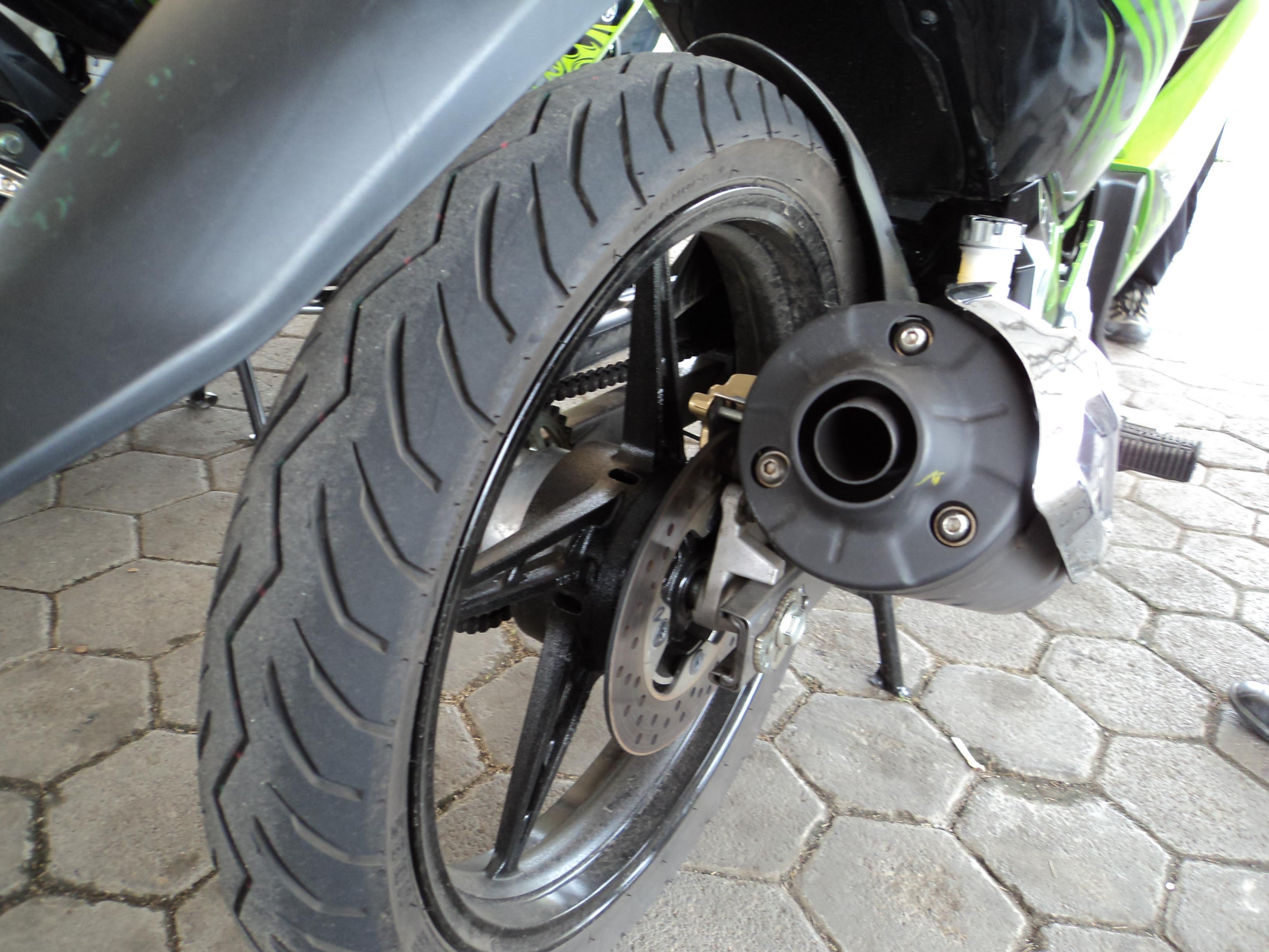 Build Up Motor Velg Honda Supra X 125 Racing
