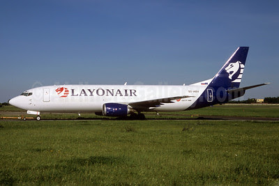 Layonair (Solinair) Boeing 737-4K5 (F) S5-ABV (msn 24128) (Christian Volpati Collection). Image: 911831.