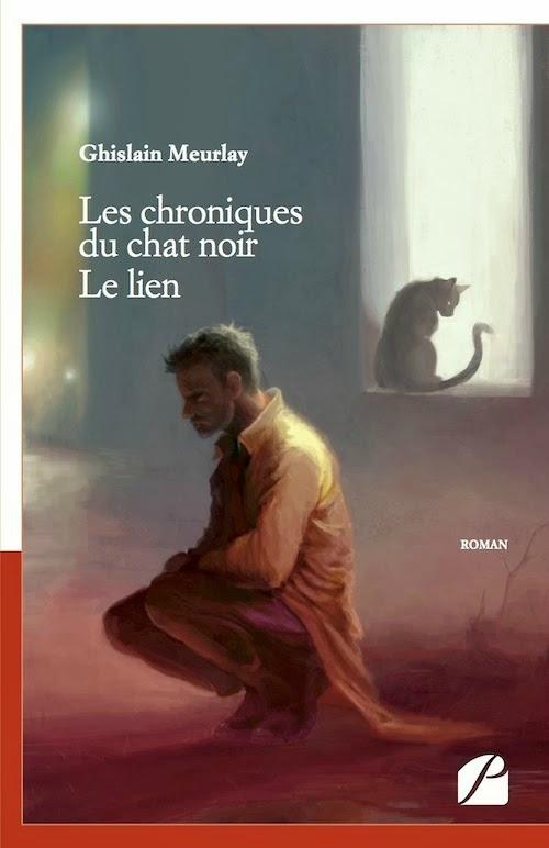 Couverture Les chroniques du chat noir : Le lien
