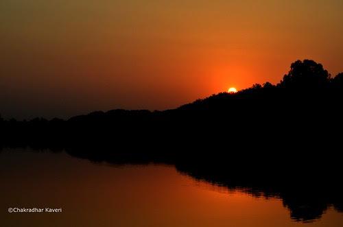 Sunrise-Hebbal by Chakradhar Kaveri