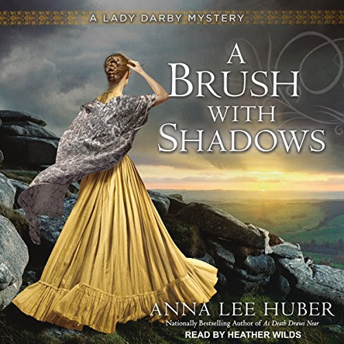 Book Review Club: A Brush with Shadows by Anna Lee Huber