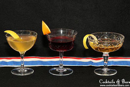 Bastille Day Cocktails - Cocktails & Bars