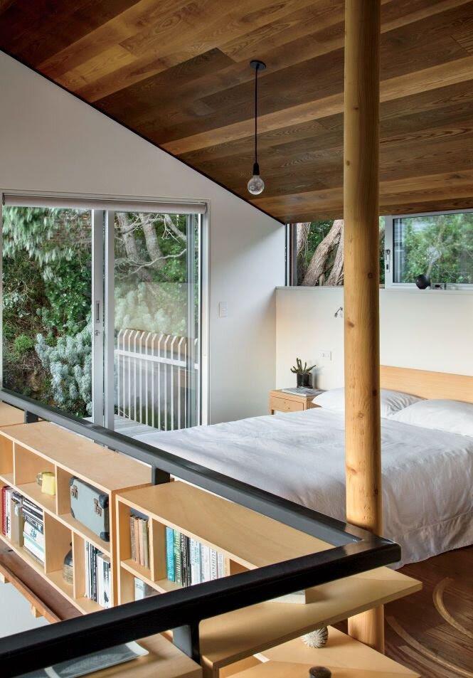 Andrew Simpson's Cozy Tiny House From New Zealand