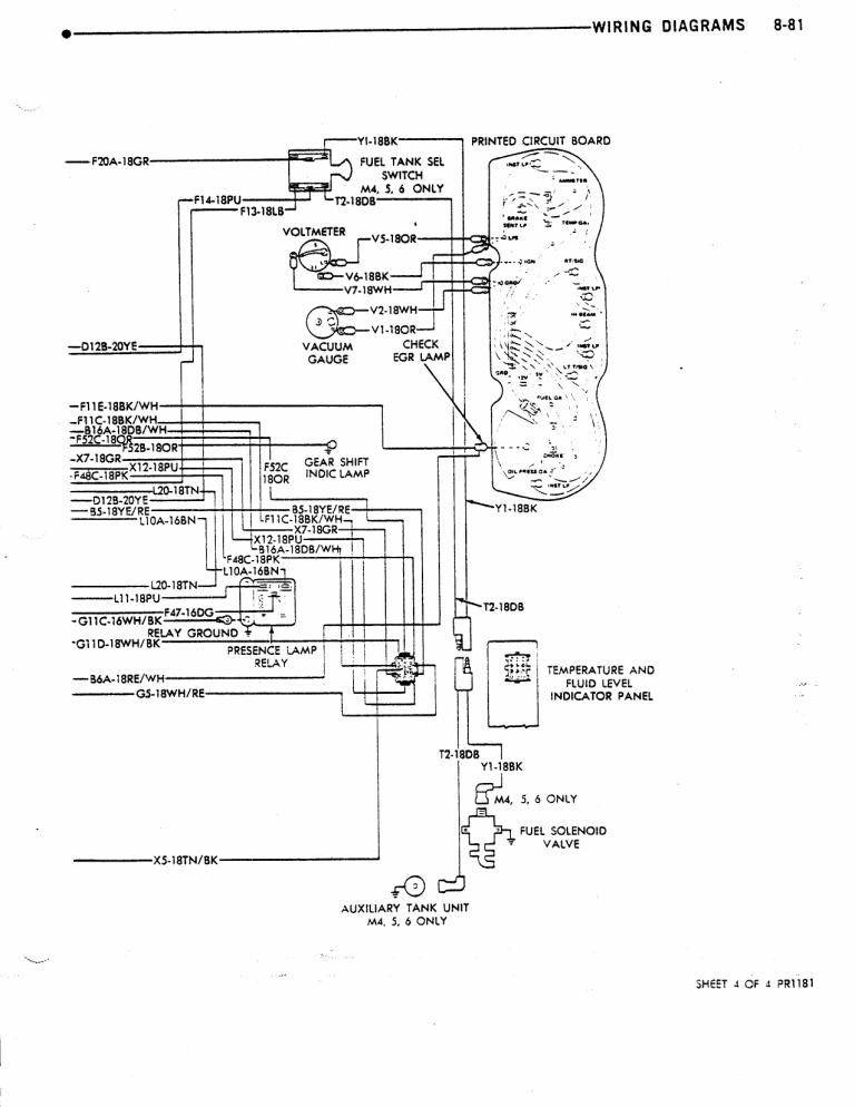 1977 Dodge Sportsman Wiring Diagram - Wiring Diagram