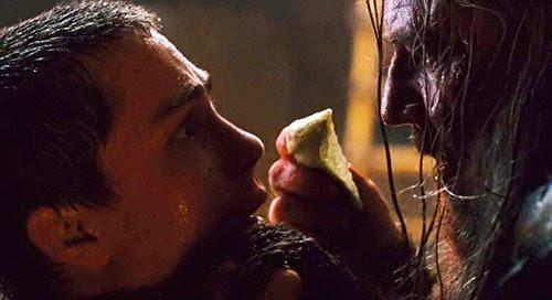 Em seus últimos momentos, Tubal-Caim dá Ham a pele de serpente do Jardim do Éden.  Isso significa que Ham é o sucessor de Tubal-Caim, não Noah.