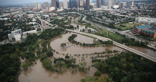 More than a quarter of Houston-area's commercial property likely impacted by storm