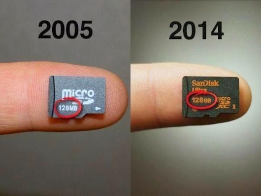 These 22 Incredible Pictures Explain Everything We Achieved In Technology In 2014