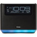 iHome iAVS16 Bluetooth Clock Radio - Black
