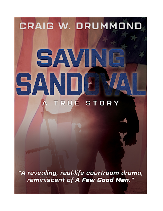 Saving Sandoval New Book Release | Vegas Legal Magazine