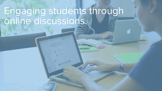 How to Start Engaging Students Through Online Discussions
