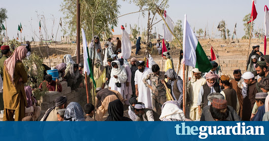 The war America can't win: how the Taliban are regaining control in Afghanistan | World news | The Guardian