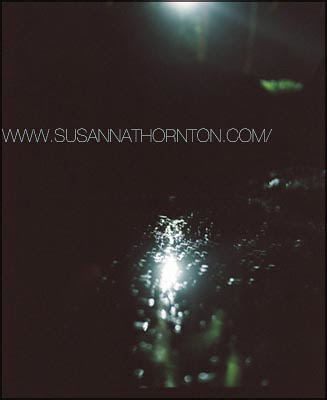 """Shore/Illumination"" (2007) from TWILIGHT, by Susanna Thornton by SUSANNA THORNTON studio"