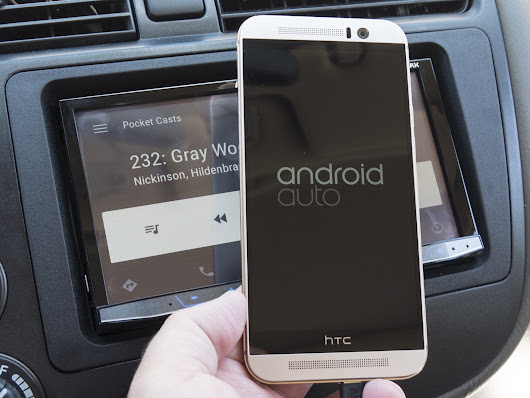What would you change about Android Auto?