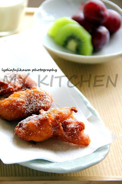 Dessert_Apple Fritter