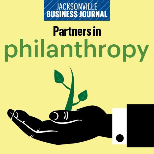 Partners in Philanthropy - Jacksonville Business Journal