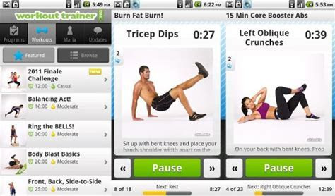 Best Android apps to help you get in shape and have a sexy