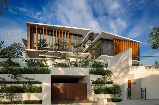 Namly House A Perfect Example Of Combination Of Modern Design With Natural Beauty