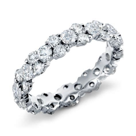 Diamond Wedding Bands For Women   WardrobeLooks.com
