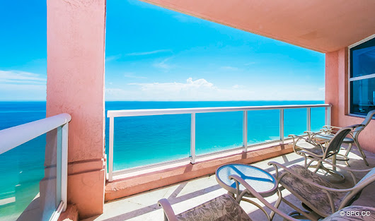 Residence 18B, Tower I at The Palms, Luxury Oceanfront Condominiums Fort Lauderdale, Florida 33305
