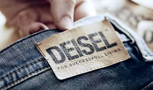 Authentically fake Diesel store tricks unsuspecting customers