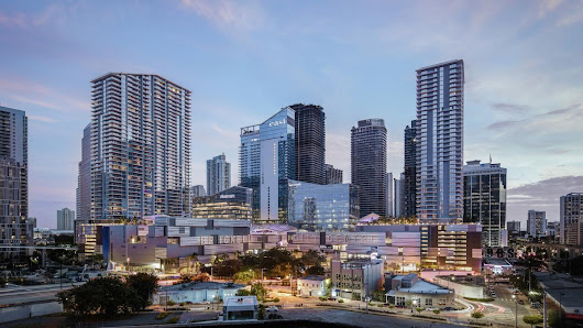 South Florida Business Journal reveals 2017 Structures Awards finalists - South Florida Business Journal