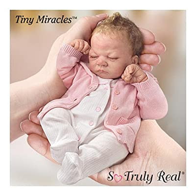 Tiny Miracles Linda Webb Emmy Lifelike Baby Doll: So Truly Real